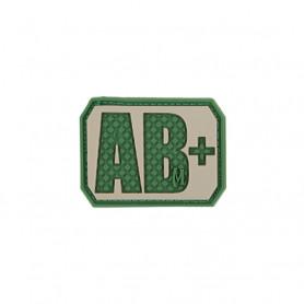 Maxpedition - Blood type - AB+ (Arid)