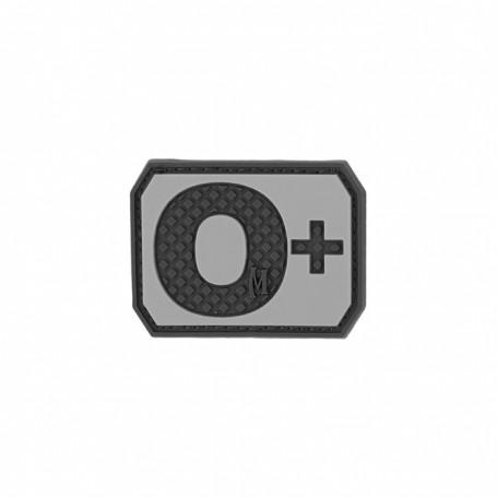 Maxpedition - Bloedgroep - O+ (swat)