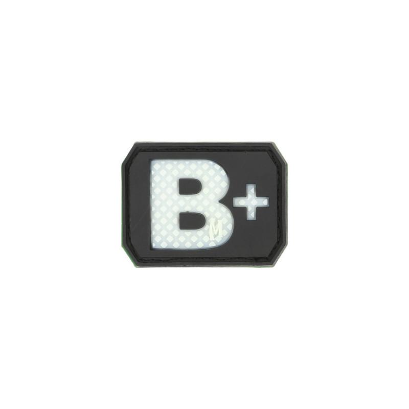 Maxpedition - Bloedgroep - B+ (glow)