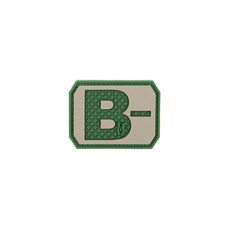 Maxpedition - Bloedgroep - B- (arid)
