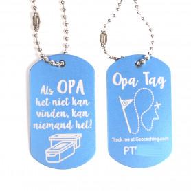 Opa Tag - Als OPA het niet kan vinden, kan niemand het!