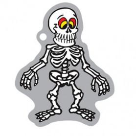 Halloween - Shakes het Skelet travel tag