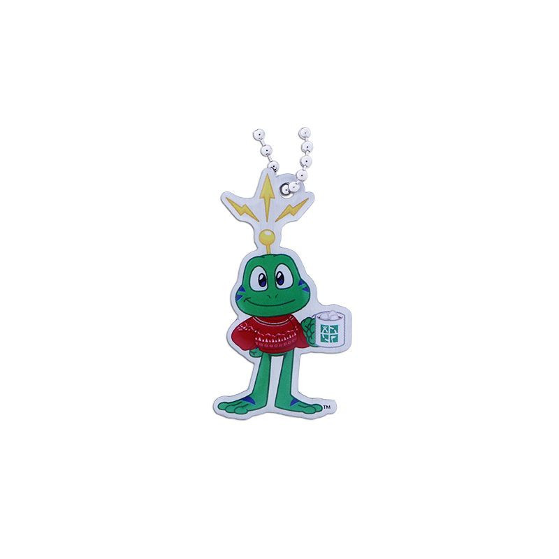 Signal the Frog® Feestelijke Trui Travel Tag