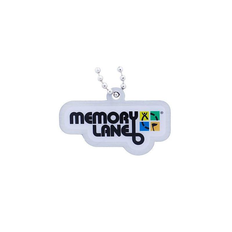 Memory Lane Travel Tag