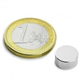 5 Stück 10 mm Runde x 5 mm Neodym Magnete