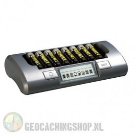 Maha Powerex MH-C800S batterijlader