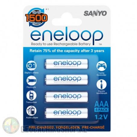 Eneloop AAA 800mAh 4 pack