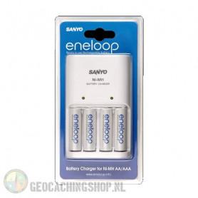 Eneloop MQN04 AA 2000 4-Kit