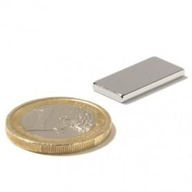 5 stück 20 mm x 10 mm x 2 mm Neodym Magnete
