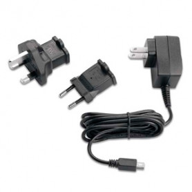 Garmin - AC Charger and International Adapter Set