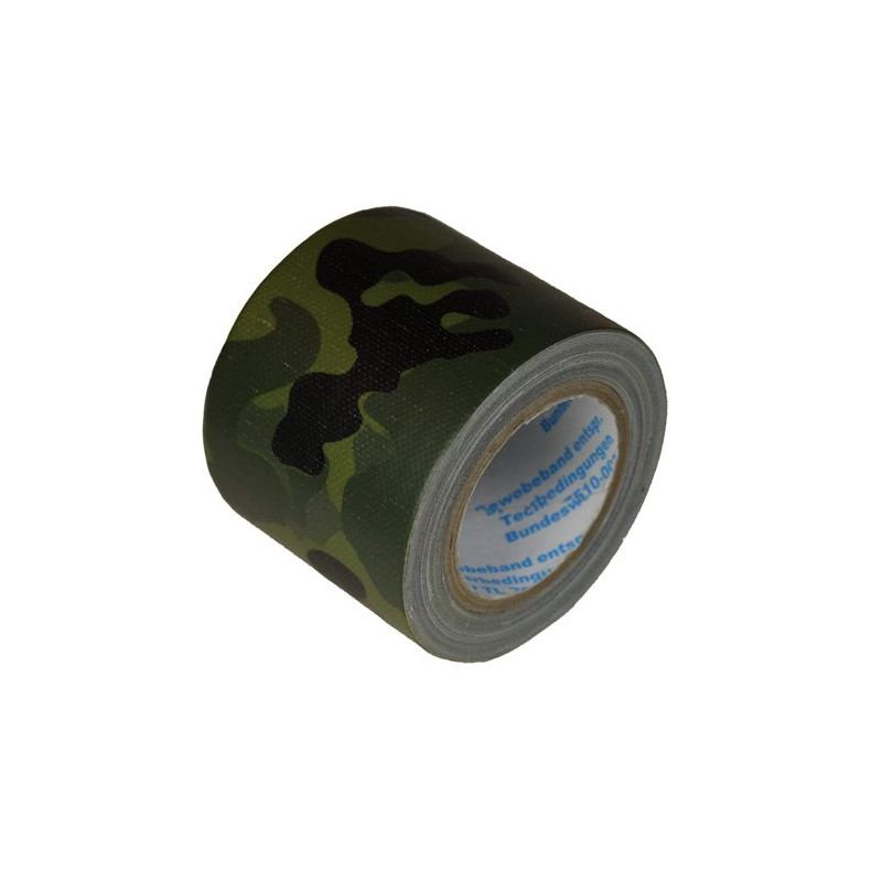 Duct tape - camo - 50 mm x 5 m