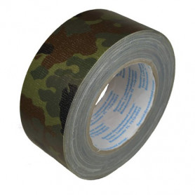 Panzer tape - camo - 50 mm x 25 m