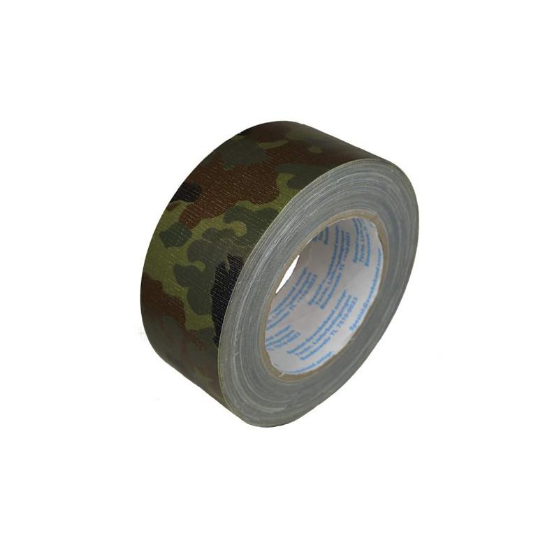 Panzer tape - camo - 50 mm x 25 m