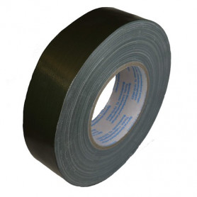 Pantser tape - groen - 38 mm breed x 50 m