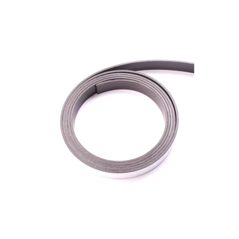 Magnetic tape, 10 mm wide 1 mtr