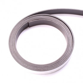 Magnetic tape, 20 mm wide 1 mtr
