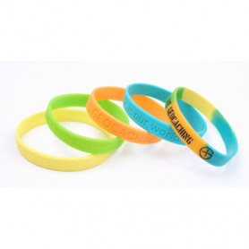Wristband - assorti set of 5