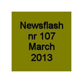13-107 maart 2013