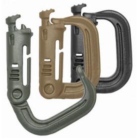 Maxpedition GRIMLOC™ Carabiner - zwart