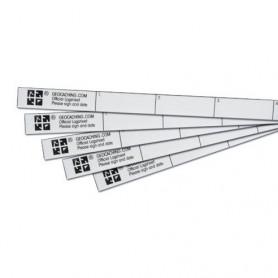 Nano logsheets RITR, 5 stuks