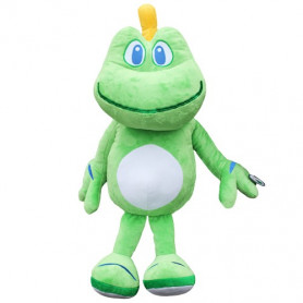 Signal the frog plush toy - XL