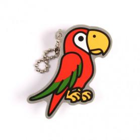 Travel Tag Polly de papegaai