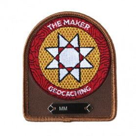 Maker Madness Trackable Patch
