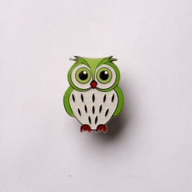 Baby Owl Geocoin - Kiwi-owl