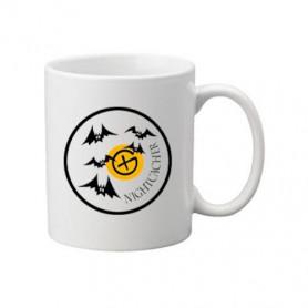 Koffie + thee mok: Nightcacher