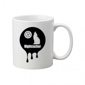 Coffee + tea Mug: Nightwolf