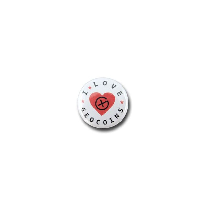 Button - I-Love-Geocaching-heart