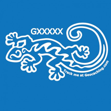 Gecko trackable static cling