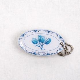 DutchtagZ - Delfts Blauwe Tulpen
