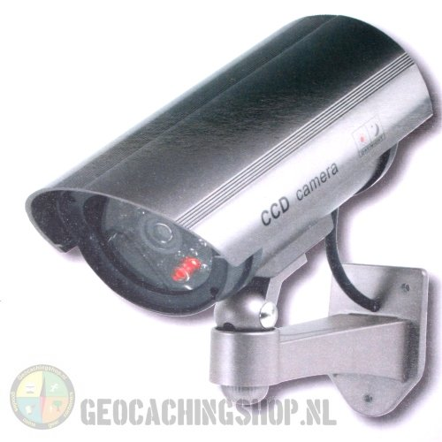 Dummy camera, outdoor