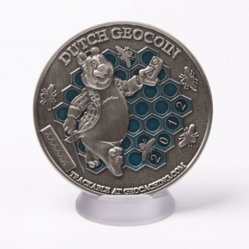 Dutch Geocoin 2012