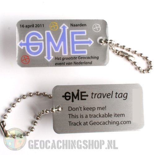 GME Travel tag