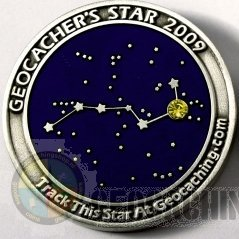 Geocaching star