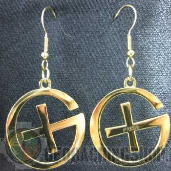 Geo juwelry - earrings