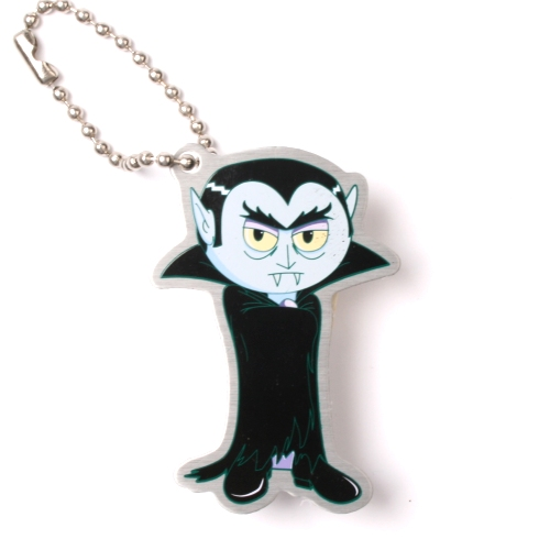 Travel tag Vinny the Vampire