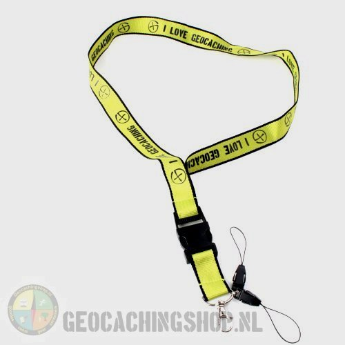 Keycord - I love geocaching