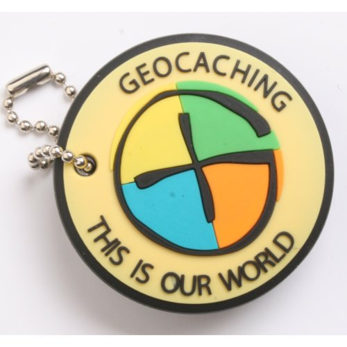 Geocaching, this is our world