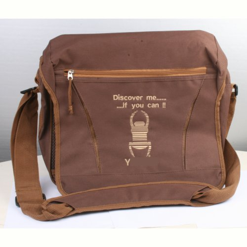 Travel bag brown
