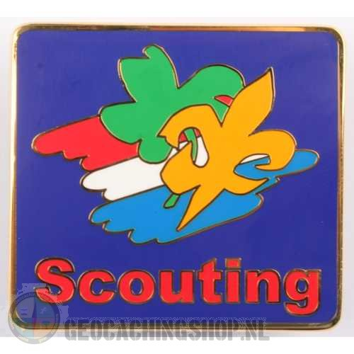 Scouting Geocoin
