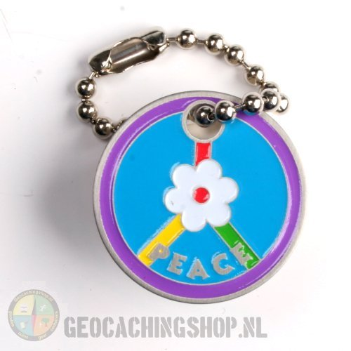 Travel Peace Tag