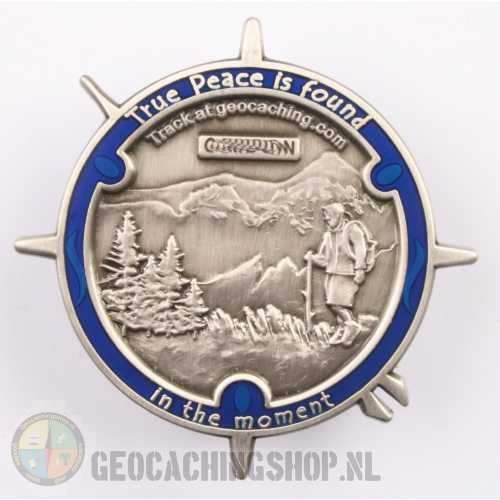 Windrose Geocoin