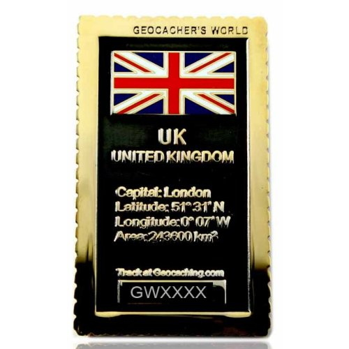 Geocachers world UK